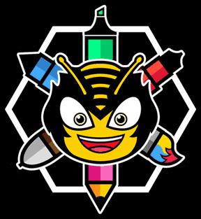 BeeAll Design Logo