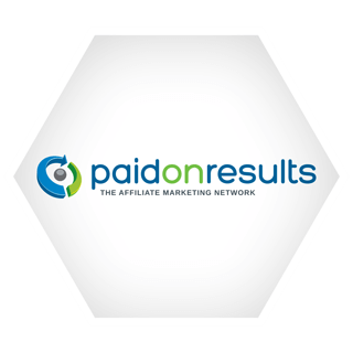 Paid on Results logo icon