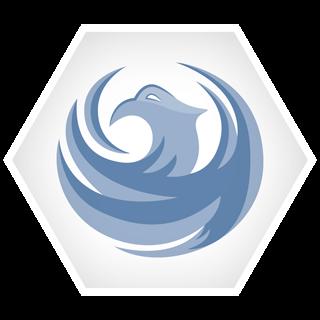 Phoenix International School logo icon